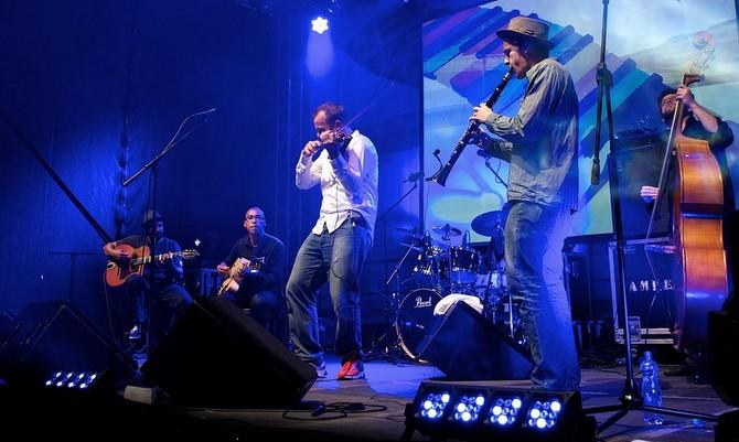 Django Lassi - moderner-balkan-swing band-live Berlin