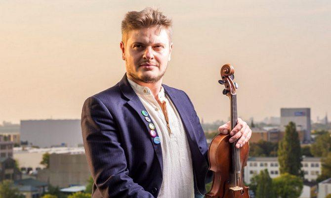 Aletchko · Berlin's virtuous violinist