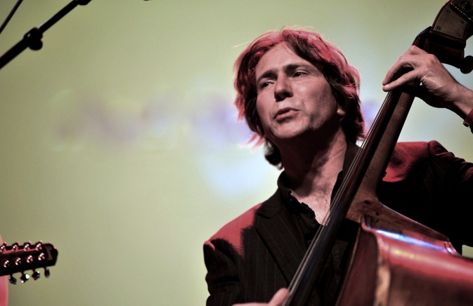 OYA Worldjazz Masala Bernd Kuchenbecker- double bass