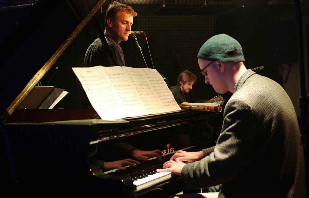 OYA · Worldjazz Masala: Tilman Hintze, Piano