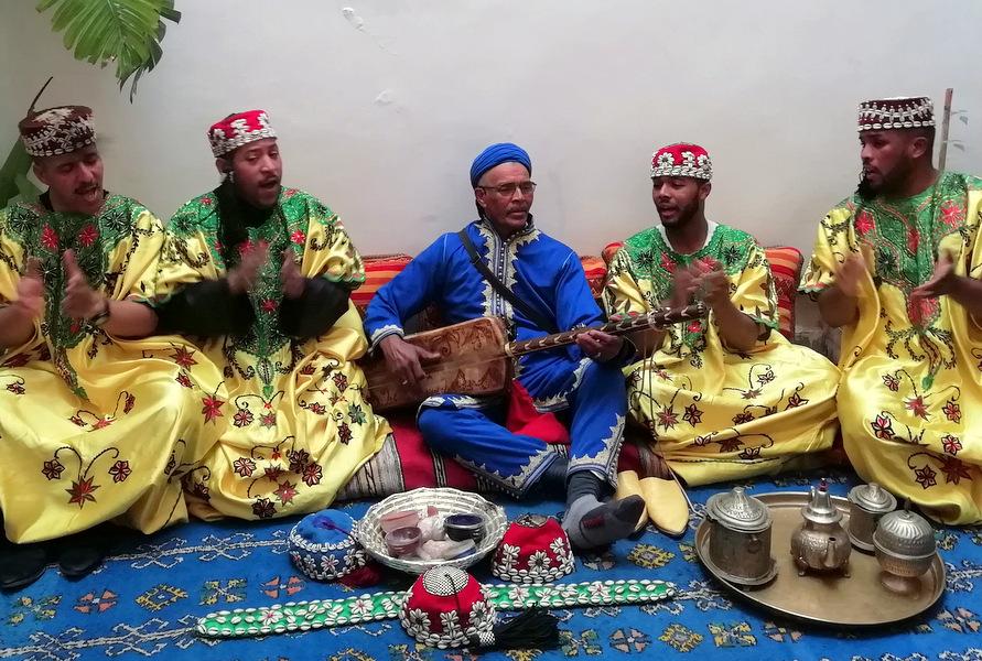 Maâlem Hassan El Gadiri & Sons